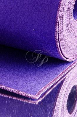 Passadeira roxa carpete 3mm