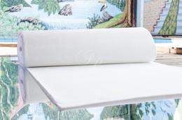 Passadeira Branca carpete 5mm