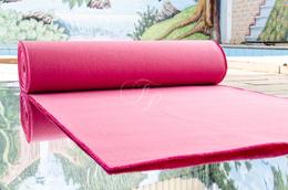 Passadeira Rosa carpete 3mm